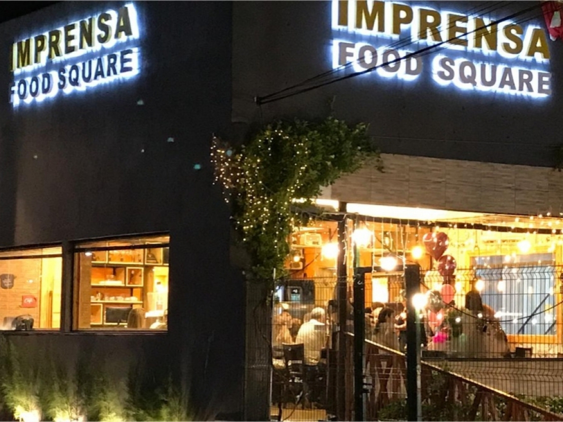 Imprensa Food Square