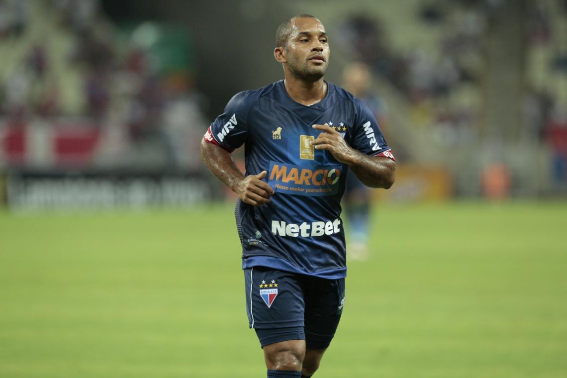 FORMADO pelo Fortaleza, Edinho estreou pelo profissional em 2013 e já está na terceira passagem pelo clube