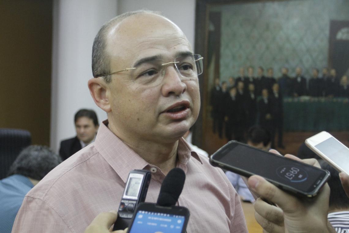 DEPUTADO SÉRGIO AGUIAR pretende se manter na presidência da CCJR