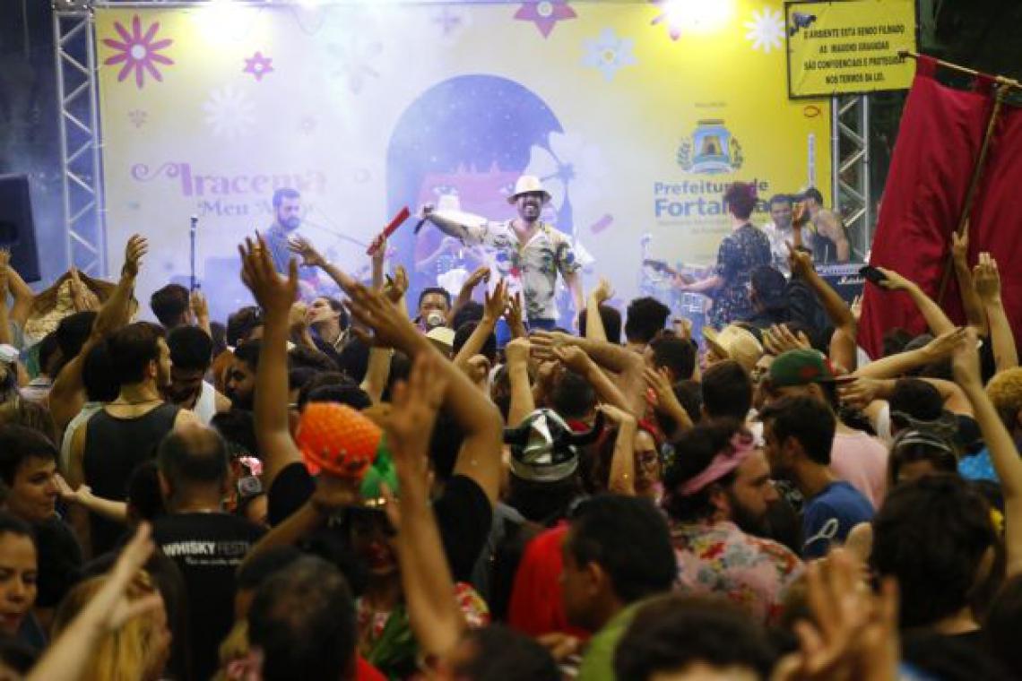 Neste ano, o Carnaval será no dia 5 de março, 47 dias antes do Domingo de Páscoa. (Foto: Tatiana Fortes/O POVO)