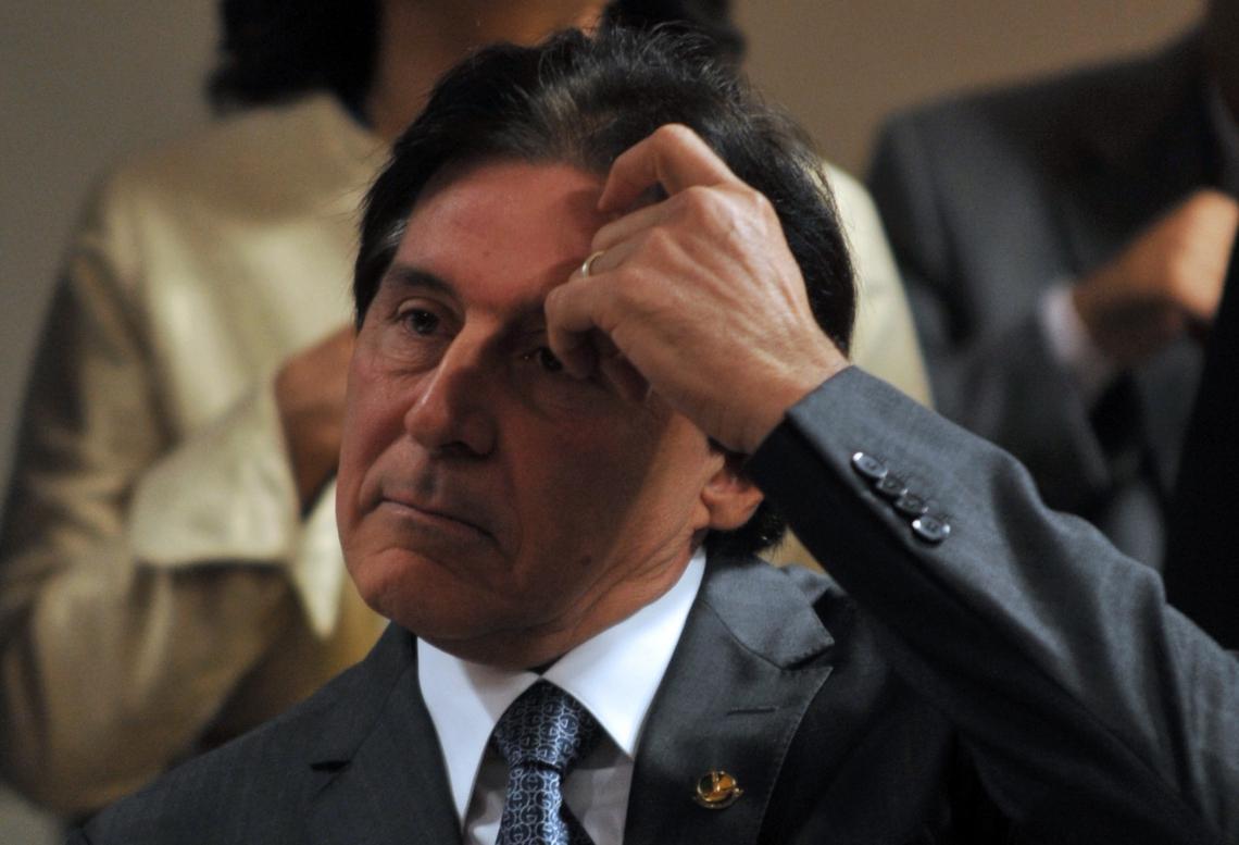 Ex-senador Eunício Oliveira está sendo processado pelo ex-aliado (Foto: MARCELLO_CASALJR)