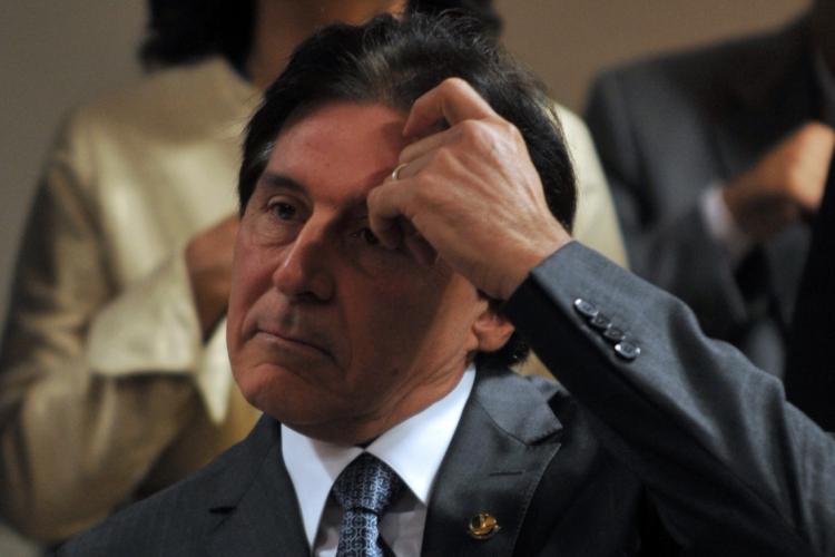 Eunício Oliveira diz que MDB terá candidato a prefeito de Fortaleza (Foto: MARCELLO_CASALJR)
