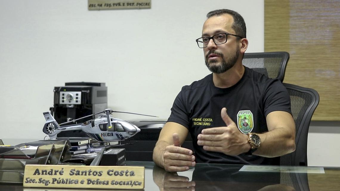 André Costa tem tido resultados com consistência, após péssimos números no início