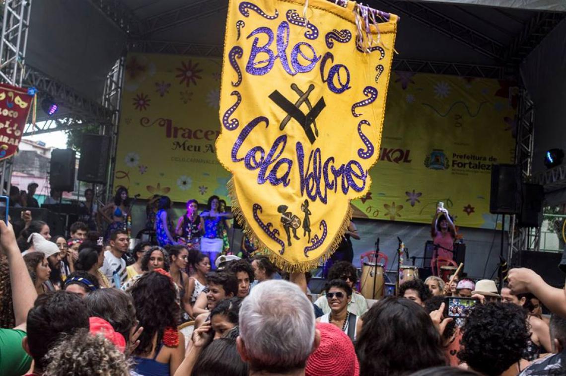Bloco terá destaque na programação do Bairro Benfica