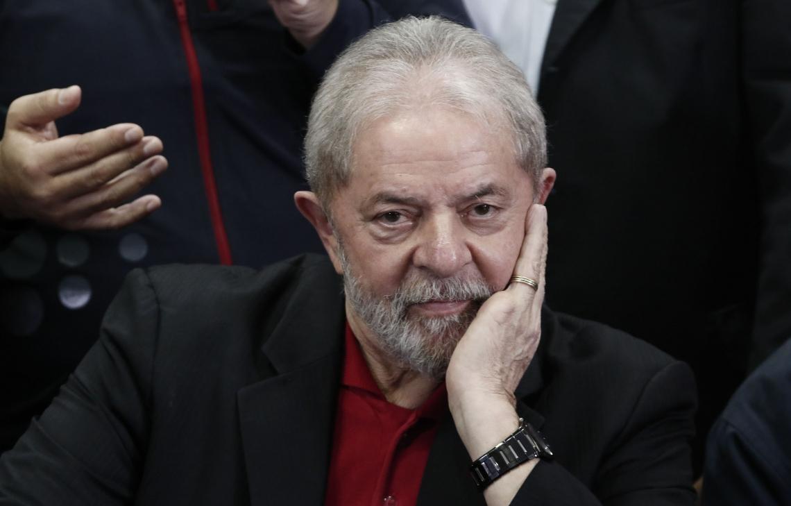 O ex-presidente já estava havia sido condenado pelo caso do triplex de Guarujá. (Foto: Miguel Schincariol/AFP)