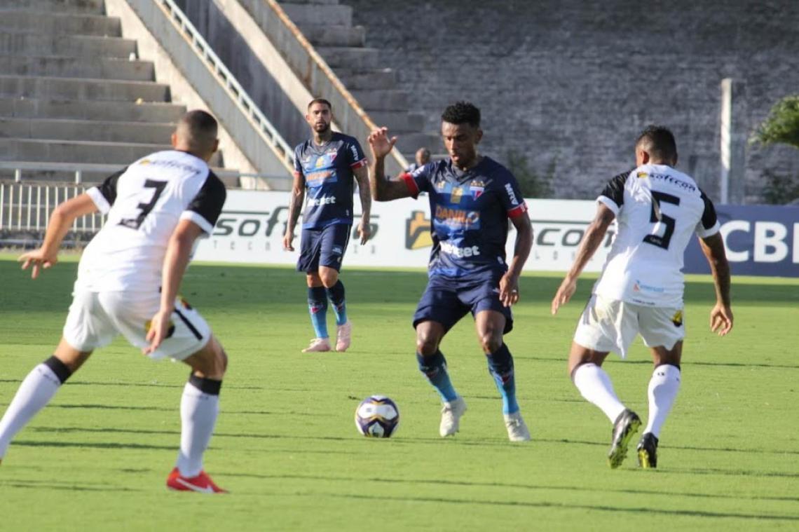No encontro entre os times na fase de grupos, o Botafogo-PB levou a melhor jogando em casa.