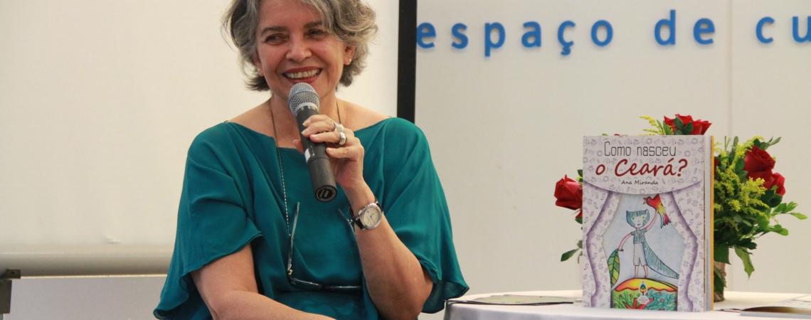 Ana Miranda (Foto: O POVO)