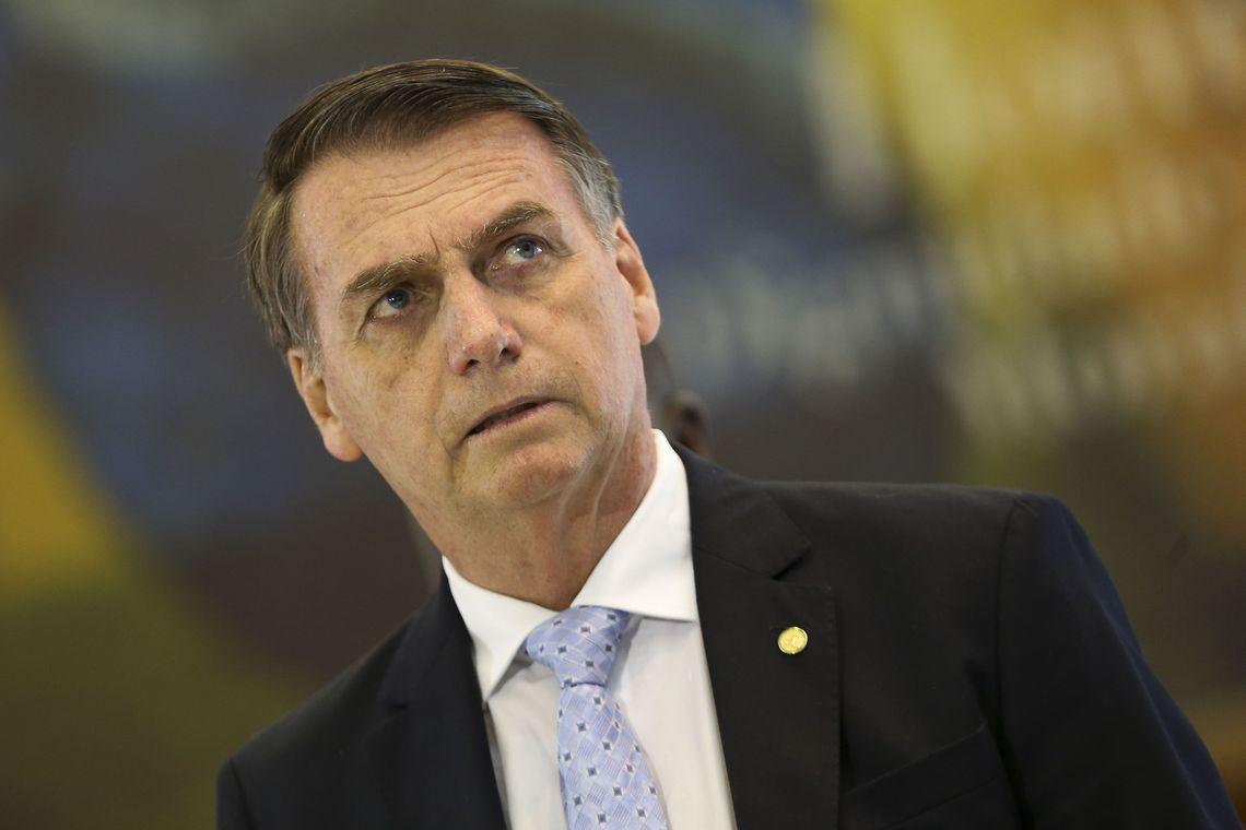 Presidente Jair Bolsonaro (PSL)