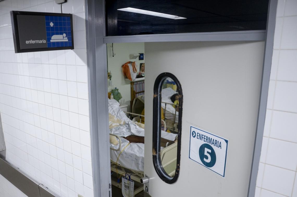 IJF tinha 26 pacientes aguardando atendimento no corredor na última quinta-feira, 31