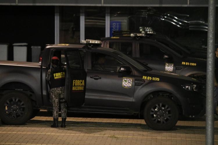 Reforço da segurança do Estado começou no início de janeiro, quando o Ceará passou a ser alvo de atos violentos
