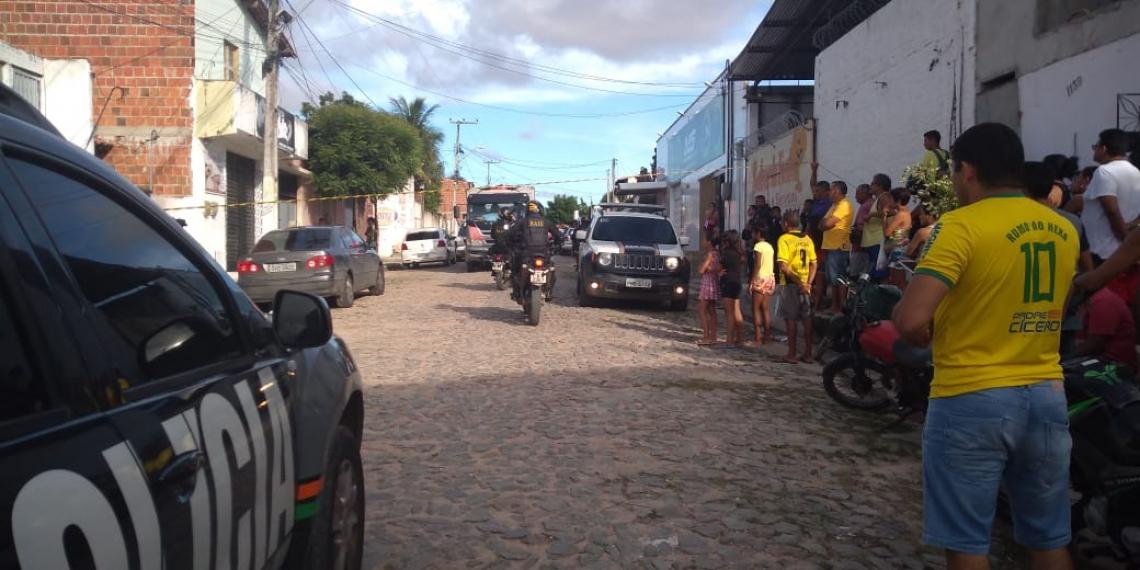 Crime aconteceu no bairro Jardim Jatobá