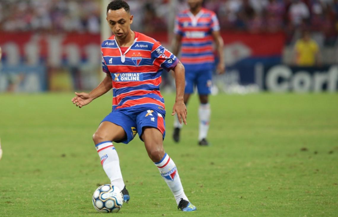 Dodô foi peça importante para o Fortaleza conquistar o título da Série B em 2018.