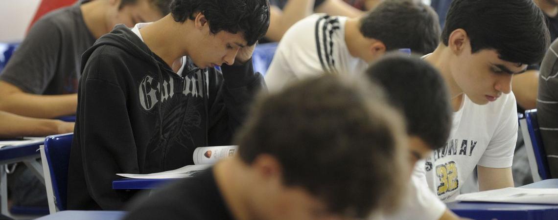 Os programas ofertam vagas em universidades, sendo o Sisu em universidades públicas e o Prouni em instituições particulares, com bolsas de 50% ou 100% . (Foto: Arquivo/Agência Brasil)