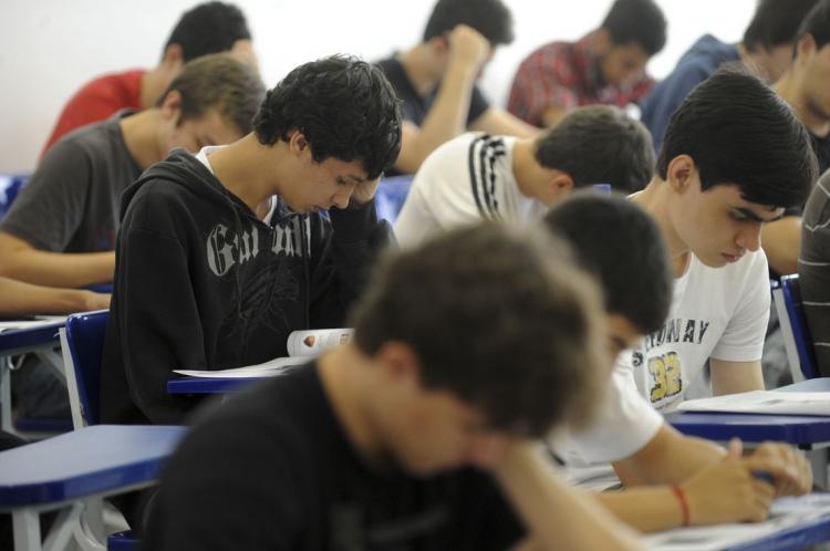 Para este semestre, o Prouni dispõe de 251.139 bolsas de estudo (Foto: Arquivo/Agência Brasil)