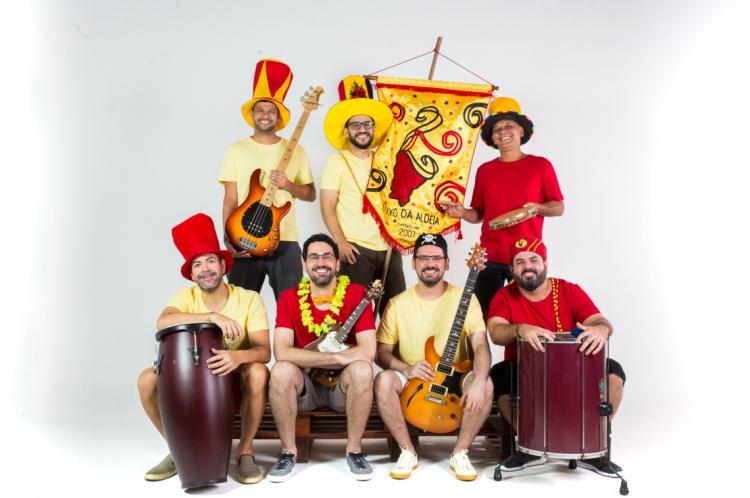 Luxo da Aldeia é atração do Ciclo Carnavalesco da Prefeitura na sexta-feira, 8