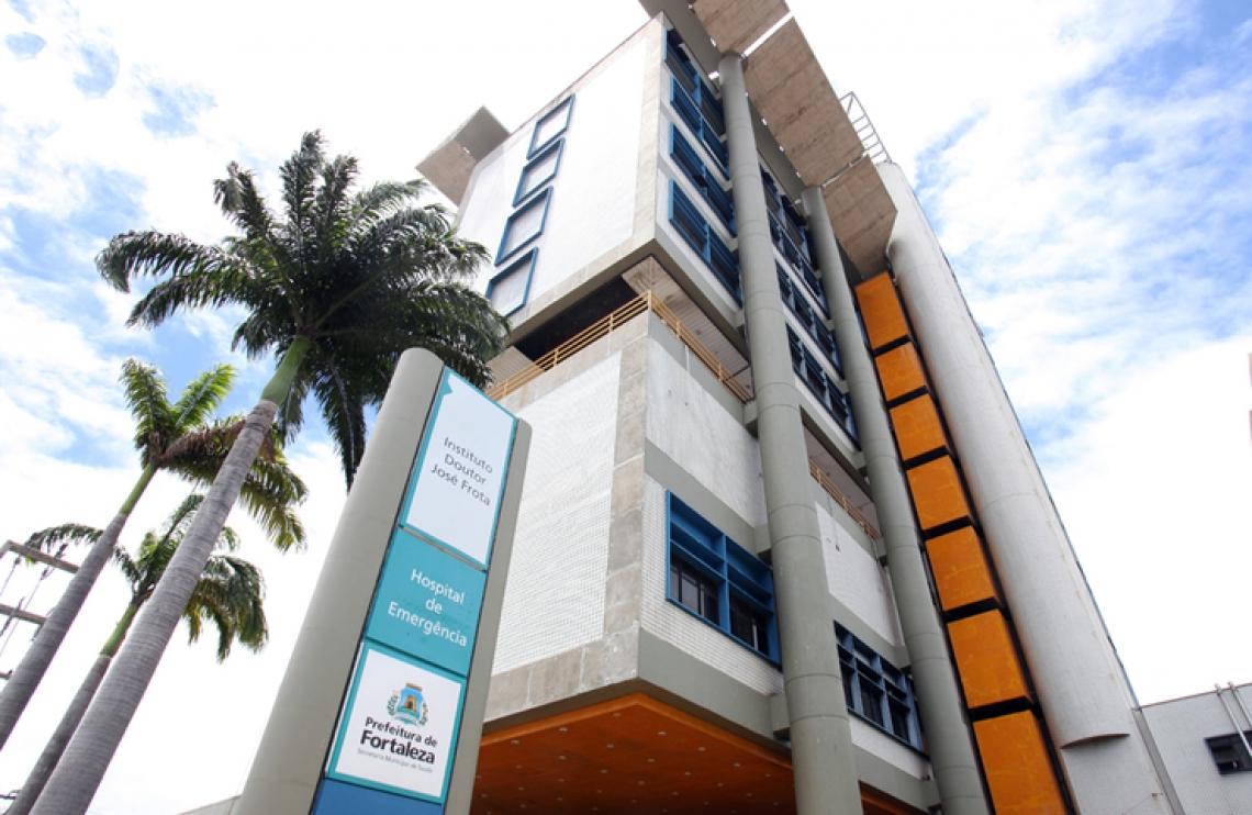 IJF, no Centro de Fortaleza (Foto: O POVO.Doc)