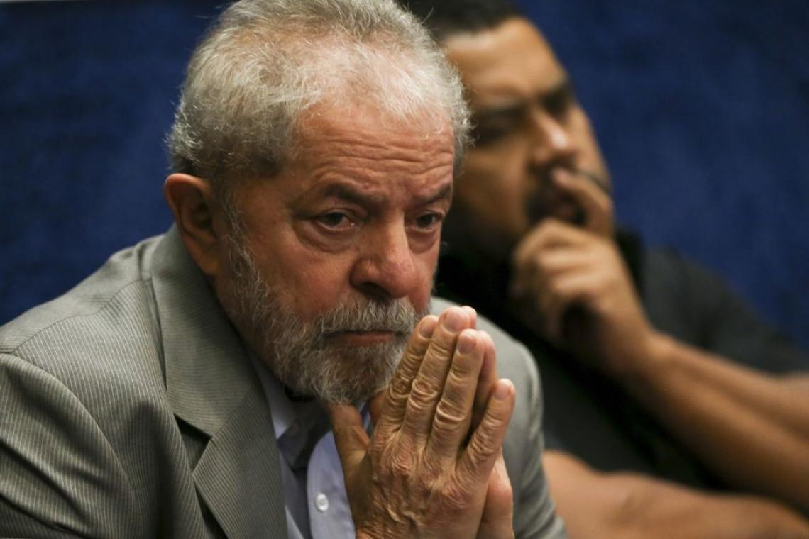 O ex-presidente Luiz Inácio Lula da Silva foi condenado na segunda ação à que responde. Mais uma ação deve ser julgada (Foto:  Marcelo Camargo/Agência Brasil)