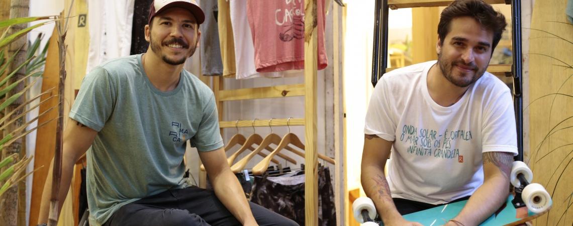MÁRIO e Bruno buscam agregar valor ao negócio com a experiência além da compra