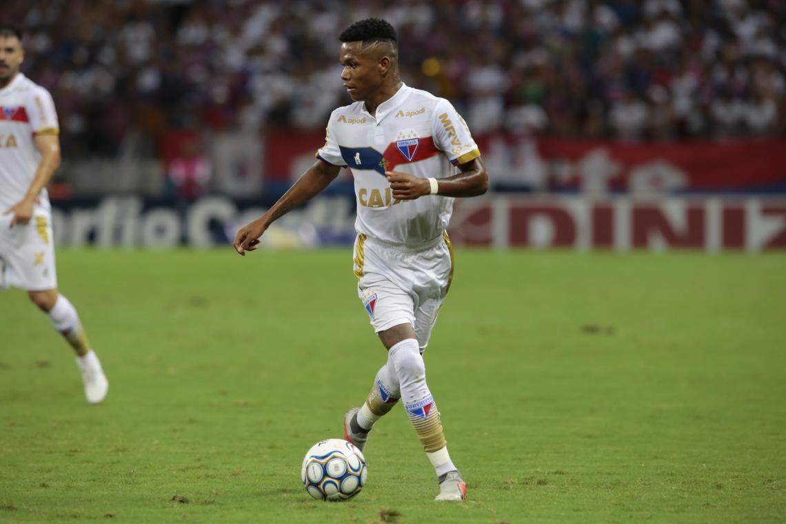 Marcinho foi um dos destaques do Fortaleza na Série B 2018.