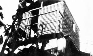 O Observatório Popular Flamarion, edificado no telhado da casa do poeta e pintor Otacílio de Azevedo, localizada na Rua Jaime Benévolo, em Fortaleza