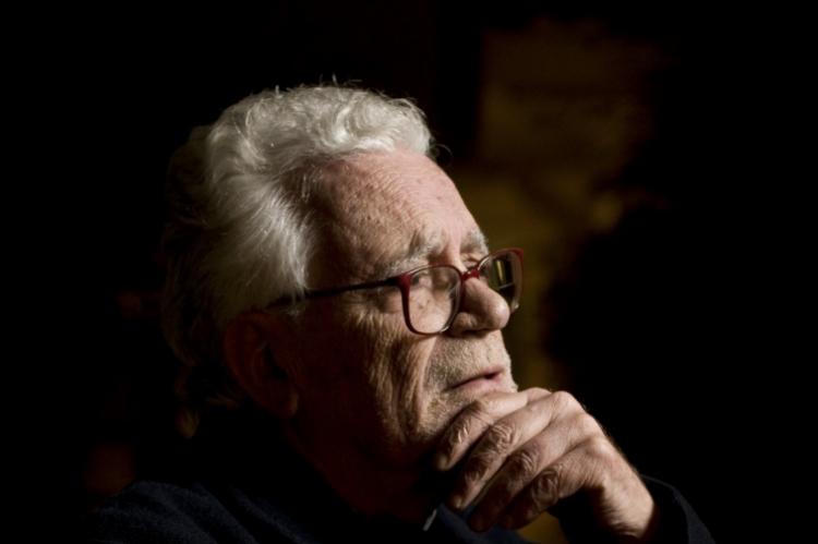 Eduardo Coutinho, cineasta. (Foto: Filipe Redondo/Folhapress)