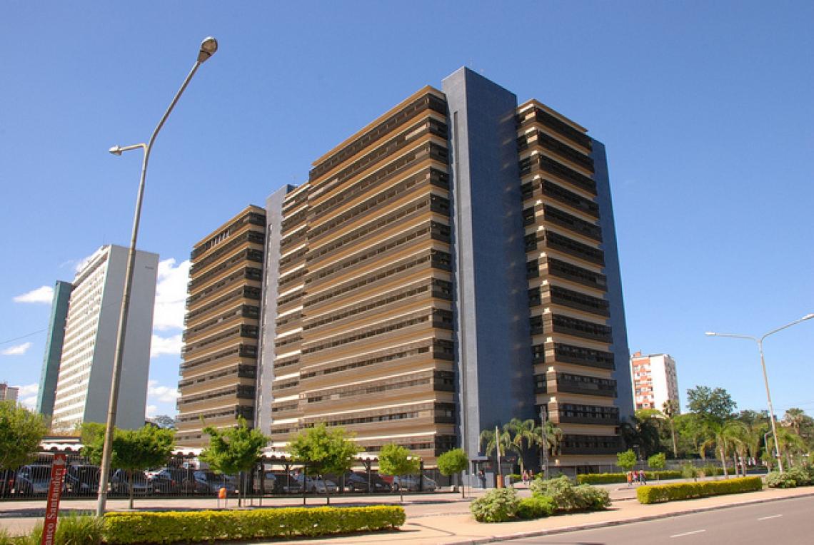 Tribunal de Justiça do Rio Grande do Sul (TJRS). Foto: Divulgação/TJRS.