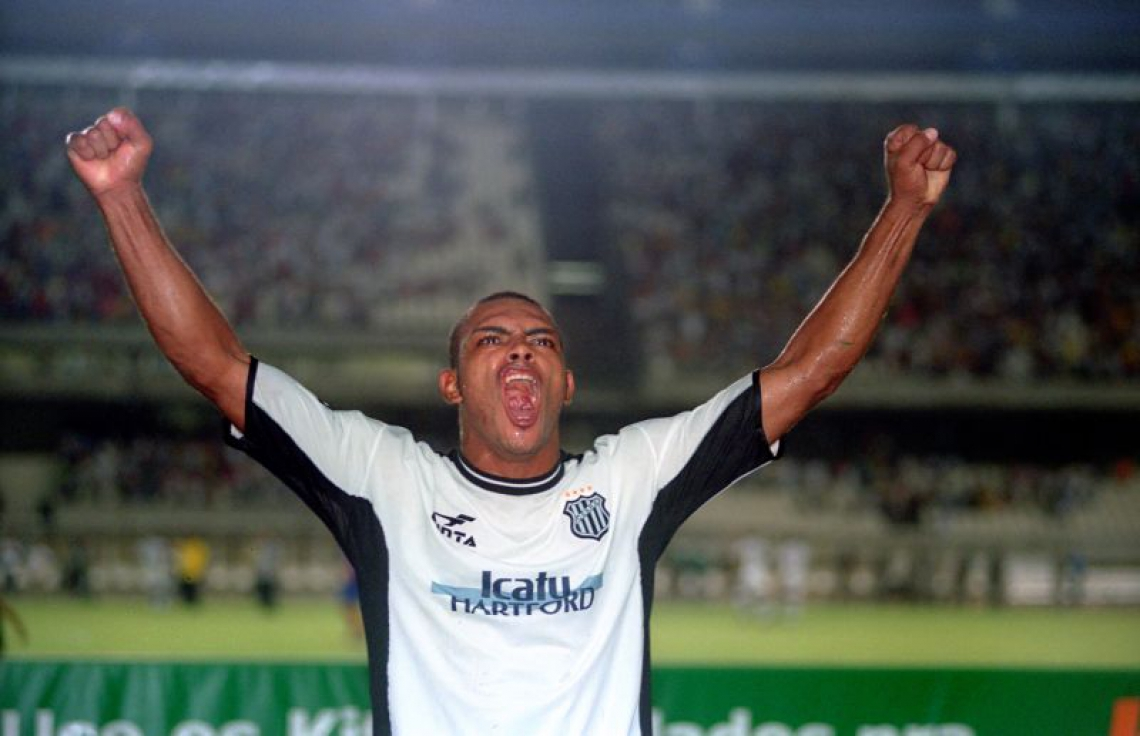David Madrigal, ex-jogador do Ceará. (Foto: Thiago Gaspar em 12/05/2002)
