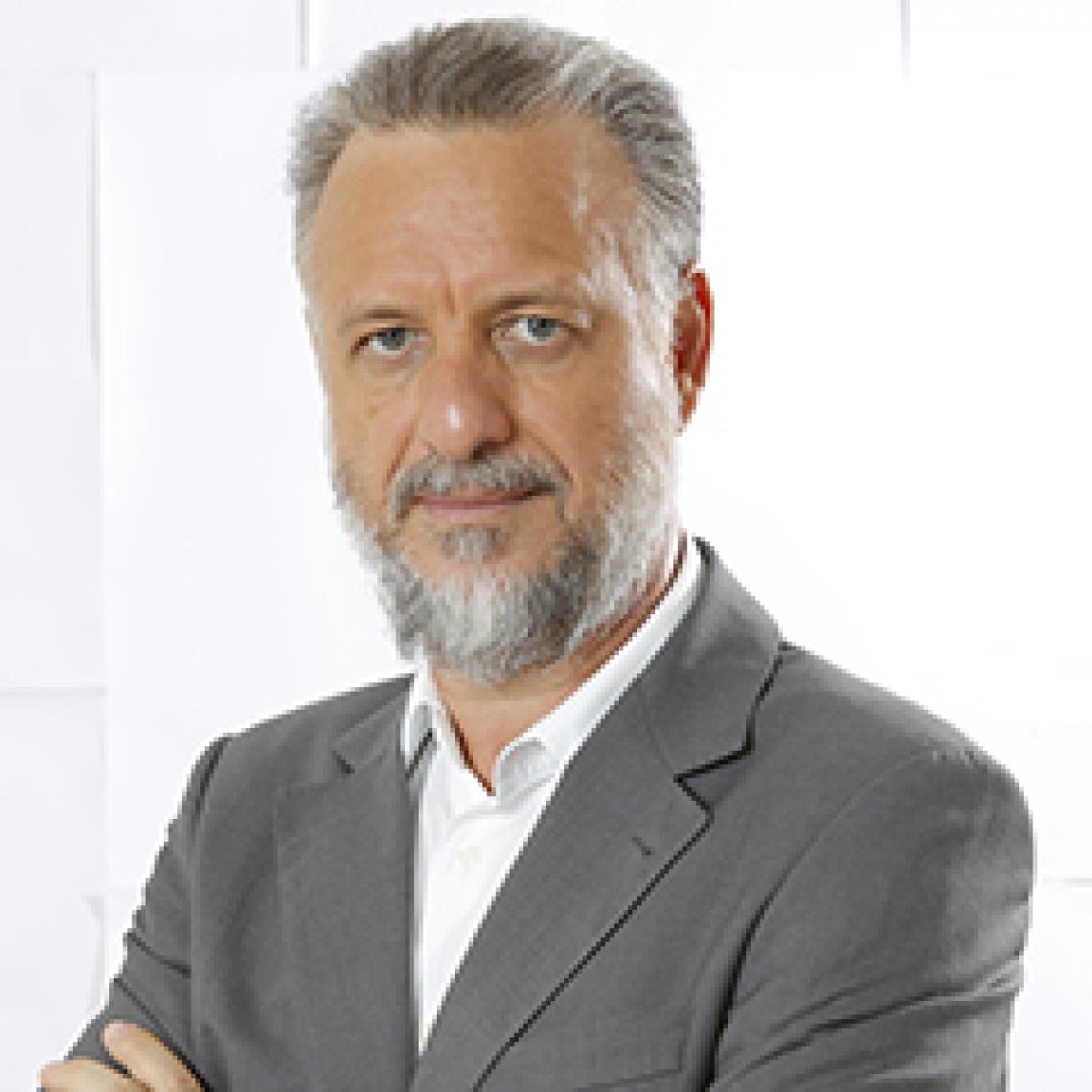 Plínio Bortolotti, editorialista-chefe do O POVO