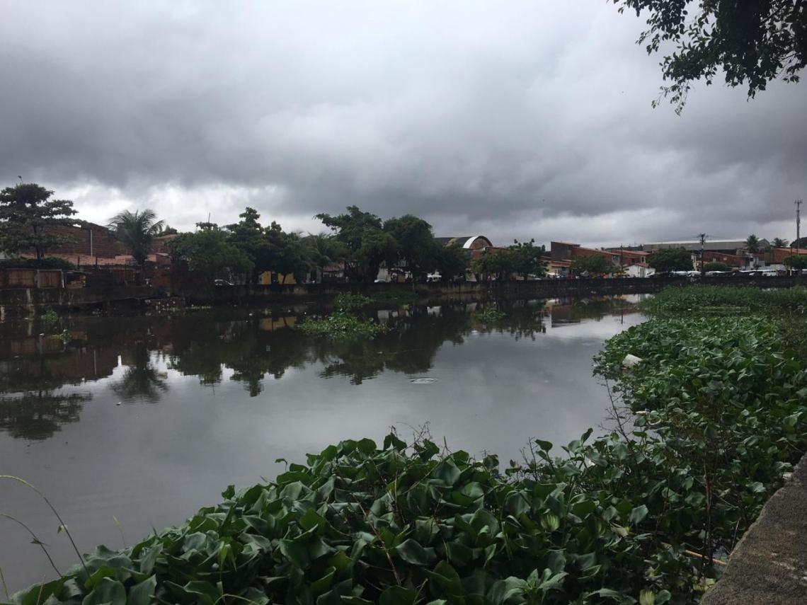 A previsão é de nebulosidade variável com eventos de chuva no Litoral, na Ibiapaba, no Sertão dos Inhamuns e no Cariri (Foto: Alexia Vieira / Especial para O POVO)