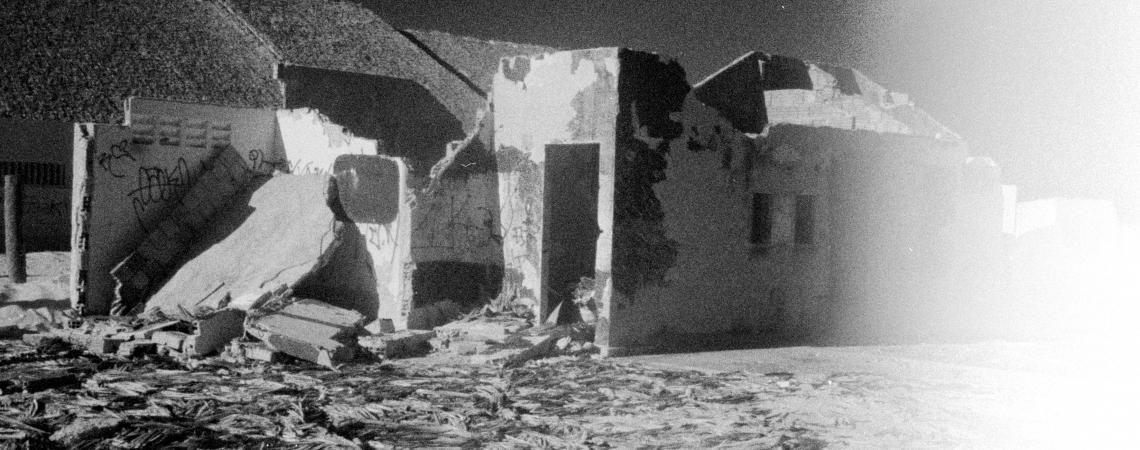 Memórias do futuro em ruínas