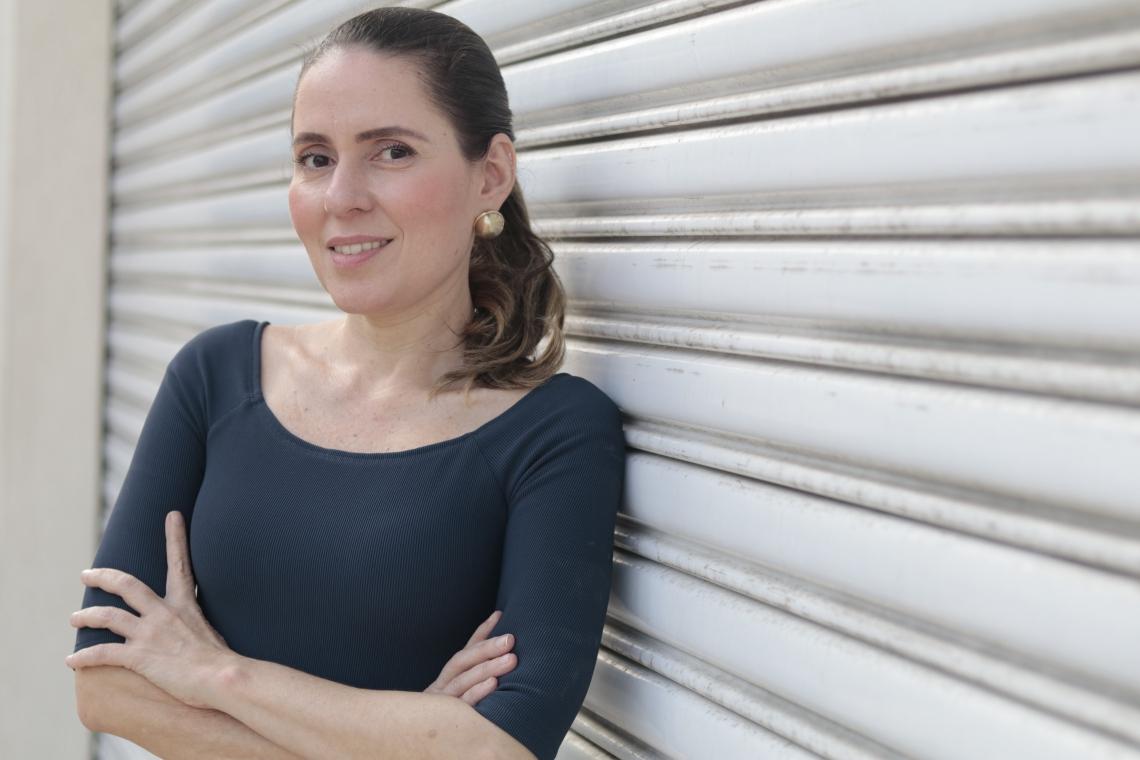 ÁGUEDA MUNIZ, secretária de Urbanismo e Meios Ambiente de Fortaleza