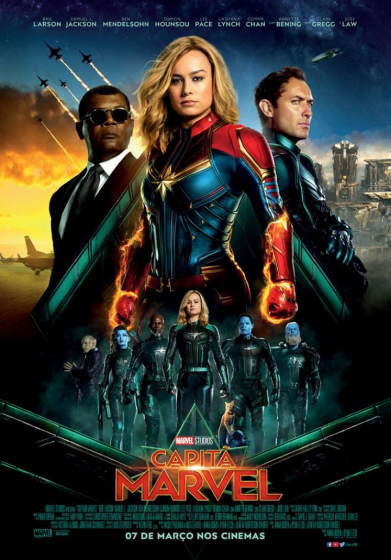 O filme chega aos cinemas brasileiros no dia 7 de março