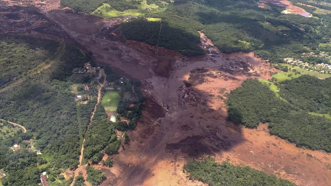 DESASTRE em Brumadinho (MG) também causou sérios impactos na região