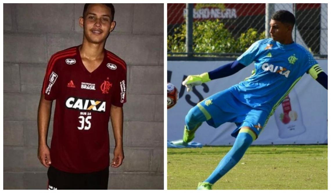 Fotos: Reprodução/Instagram e Divulgação/Flamengo