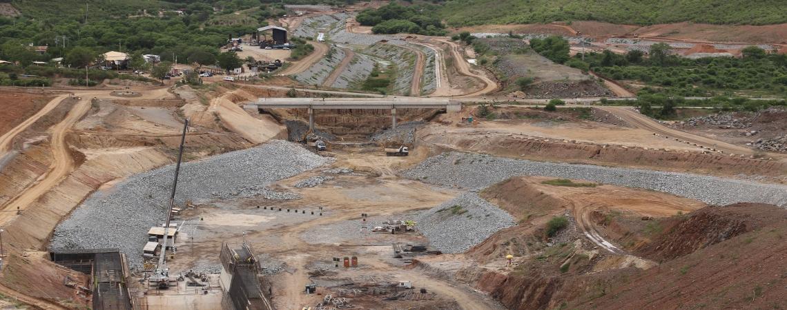 O Jati foi construído em 2016 e deve receber água da transposição
