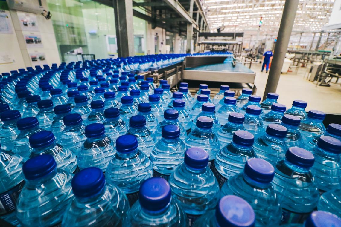 Água mineral: mais rigor na fiscalização