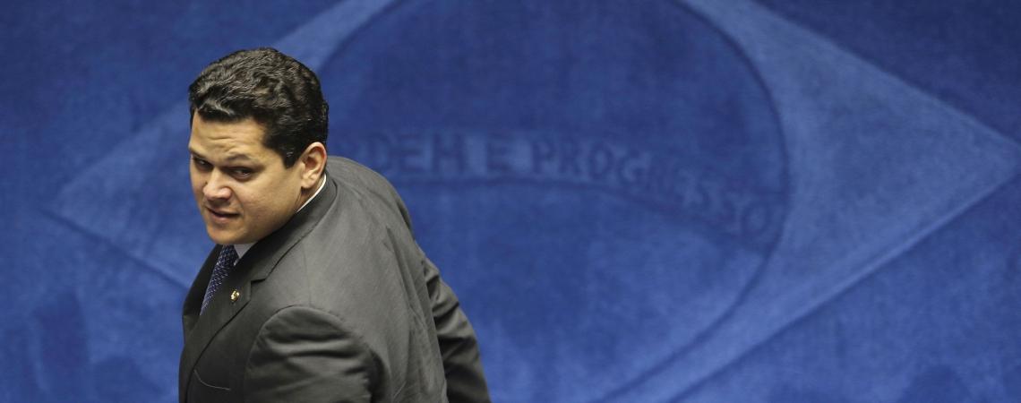 DAVI ALCOLUMBRE é investigado por supostas fraudes na campanha de 2014