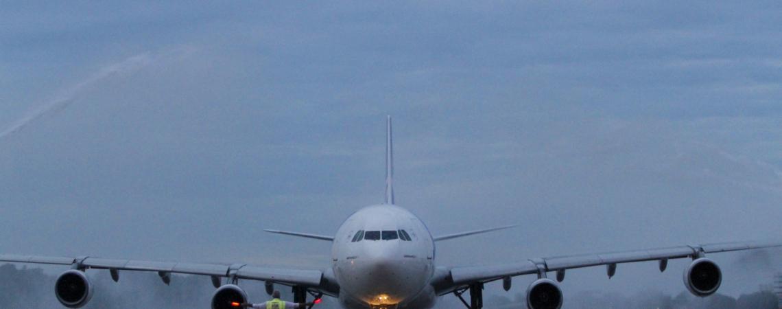 AERONAVES que voam as rotas do hub da Air France-KLM/Gol estão com mais de 90% de ocupação