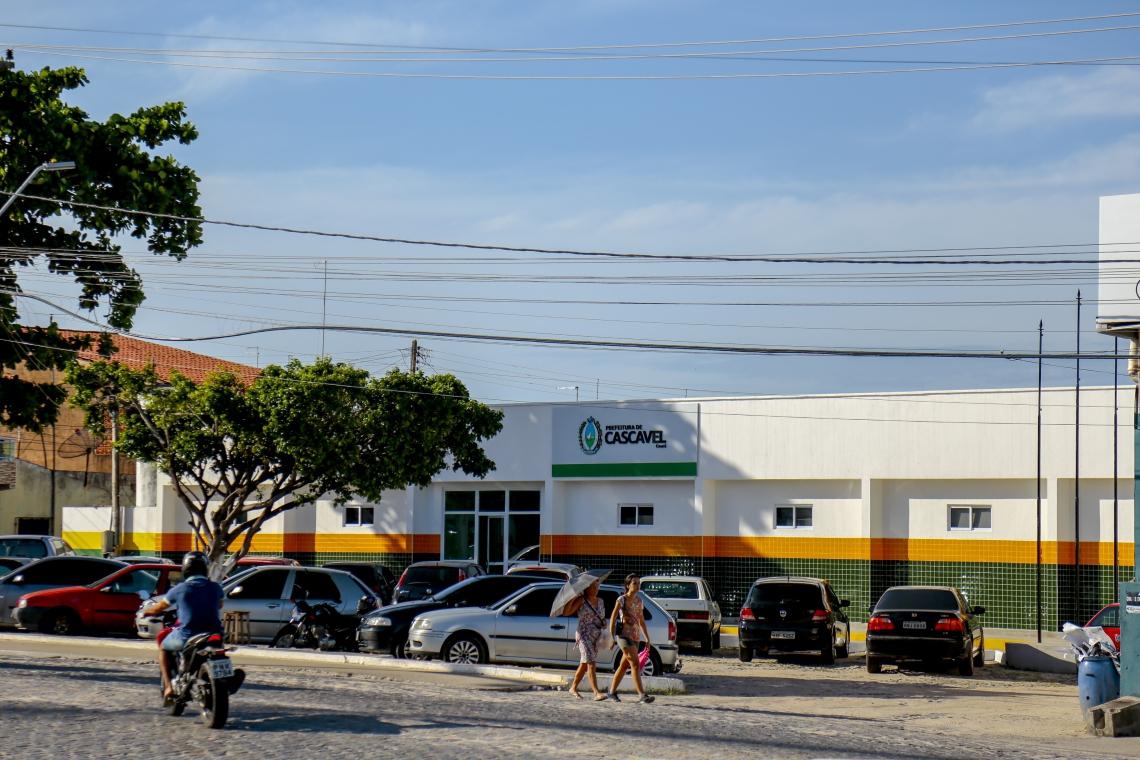 Prefeitura de Cascavel (Foto: Aurélio Alves/O POVO)