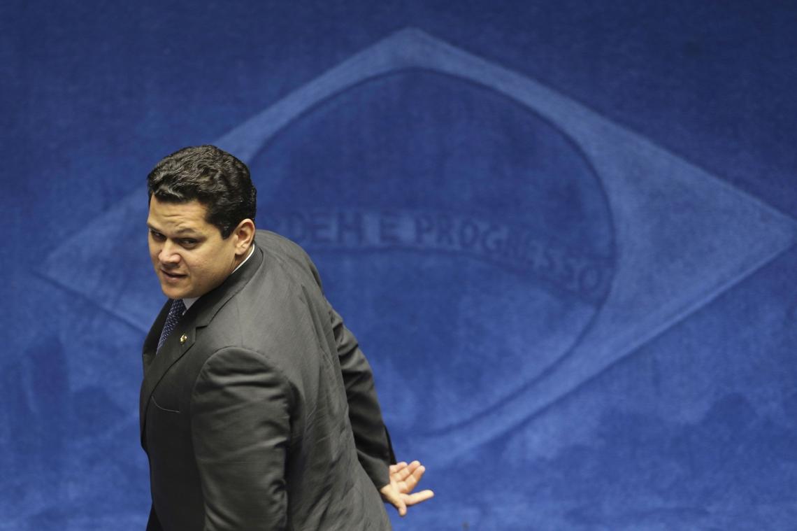 Davi Alcolumbre é investigado por supostas fraudes na campanha de 2014. (Fabio Rodrigues Pozzebom/ Agência Brasil )
