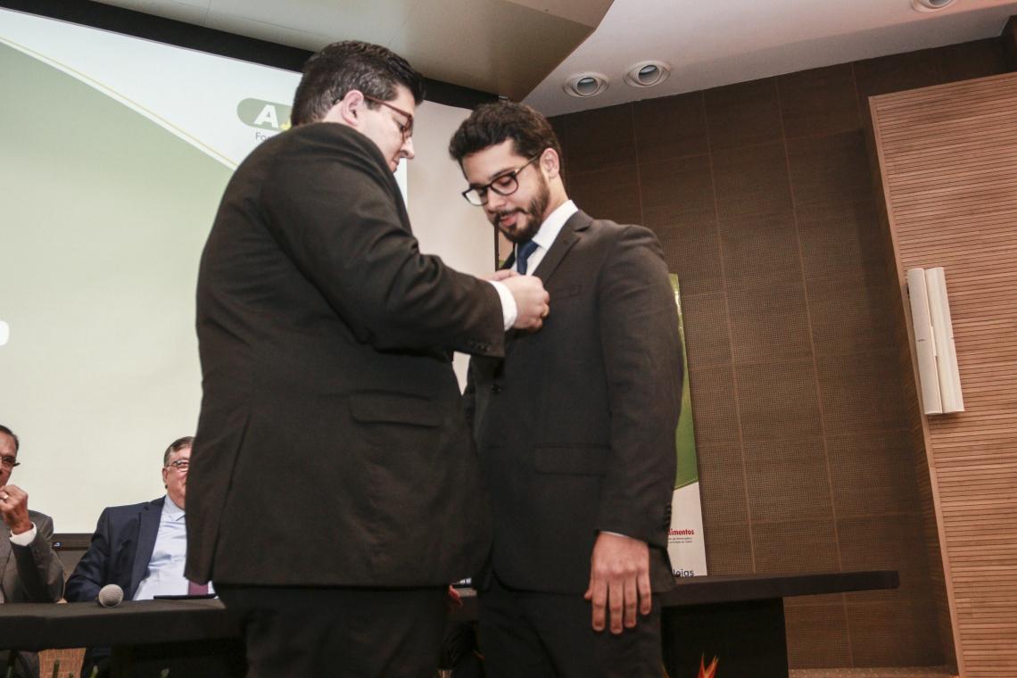 Yuri Torquato passa coordenação da entidade para Rafael Fujita
