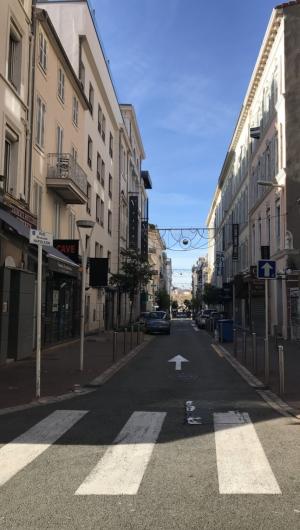 Cidade de Cannes, no Sul da França (Foto: paula lima)