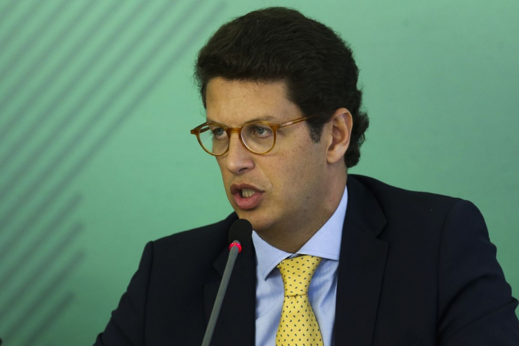 Ricardo Salles é ministro do Meio Ambiente (Foto: Antônio Cruz/Agência Brasil) (Foto: Antônio Cruz/Agência Brasil)