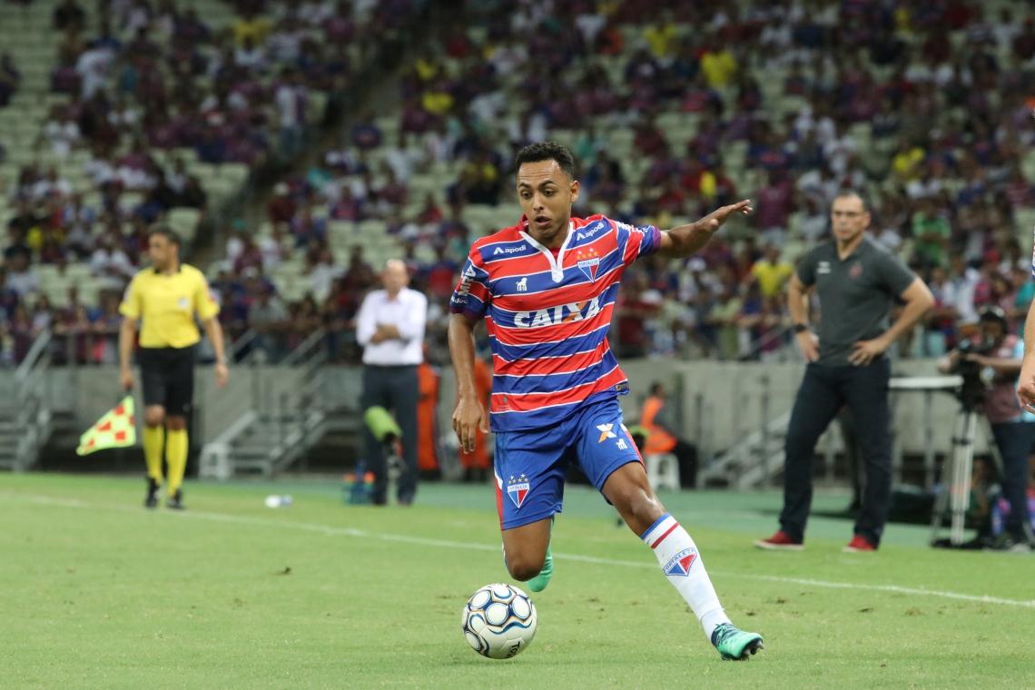 Dodô foi destaque do Fortaleza no título da Série B 2018.