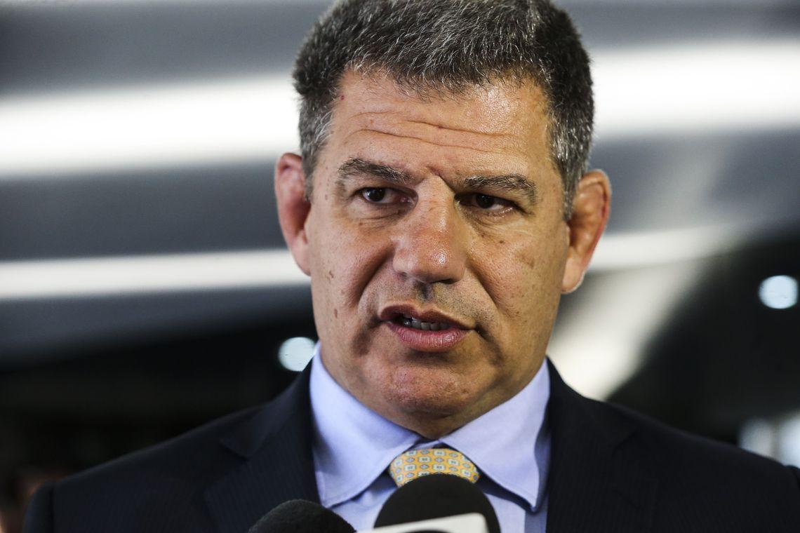 Gustavo Bebianno é ministro da Secretaria-Geral da Presidência (Foto: Valter Campanato/ Agência Brasil)