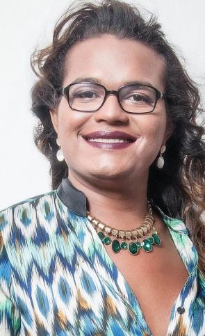 Dediane Souza Coordenadora executiva da Coordenadoria Especial da Diversidade Sexual