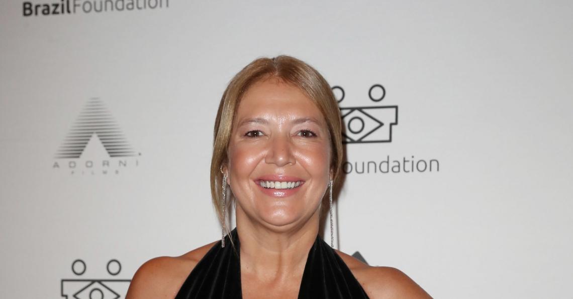 Donata Meirelles, ex-diretora da Vogue Brasil