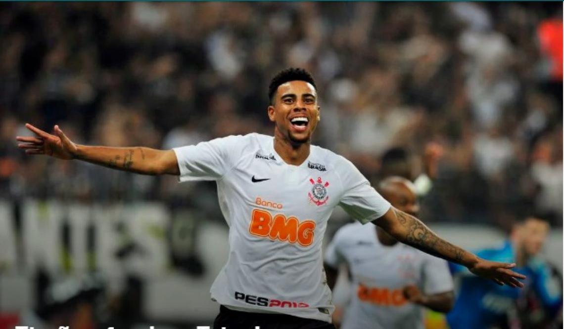 Atacante chegou ao oitavo gol na temporada. Foto: Reprodução