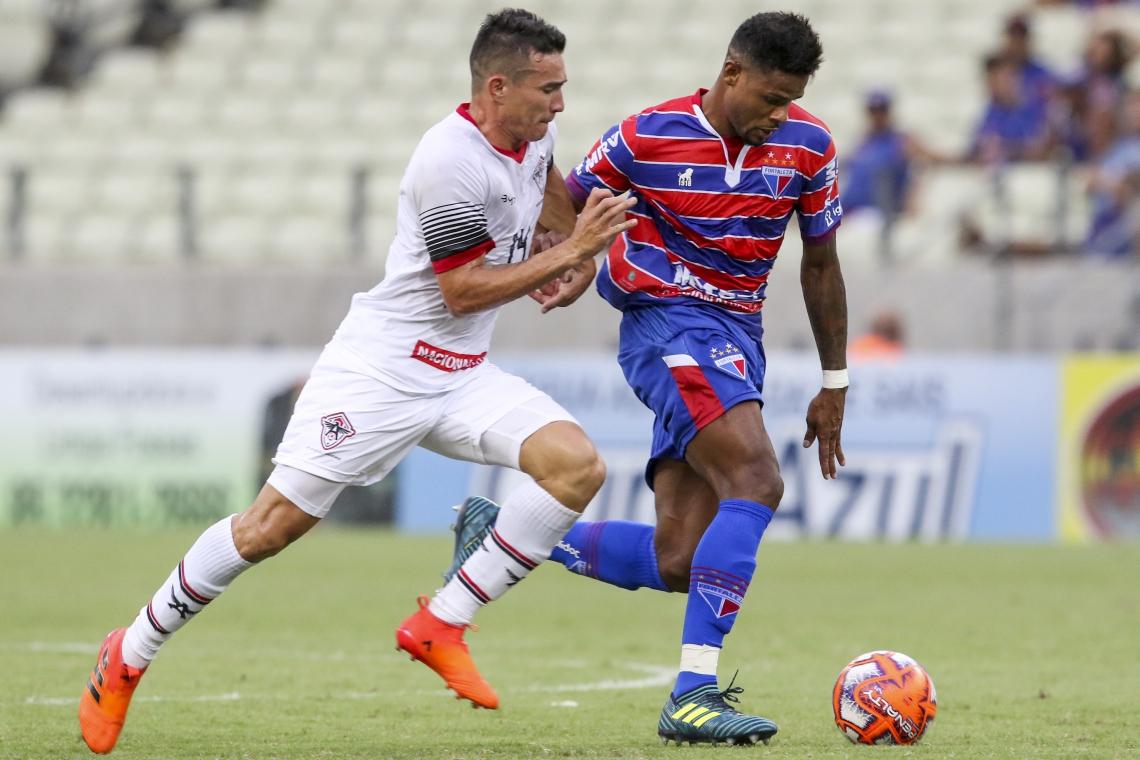 Em três no Estadual, Fortaleza soma duas vitórias e uma derrota. Foto: Mateus Dantas/O POVO