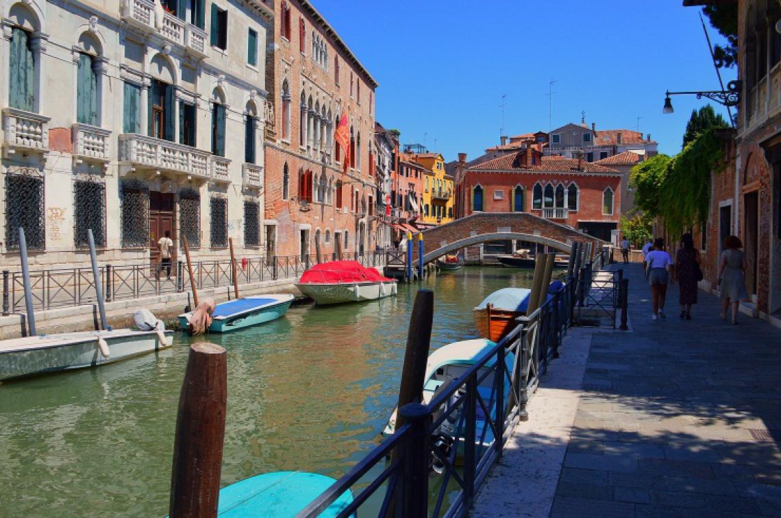 A Itália é um dos destinos do roteiro europeu da promoção. (Foto: Adonyi Gábor/Divulgação)